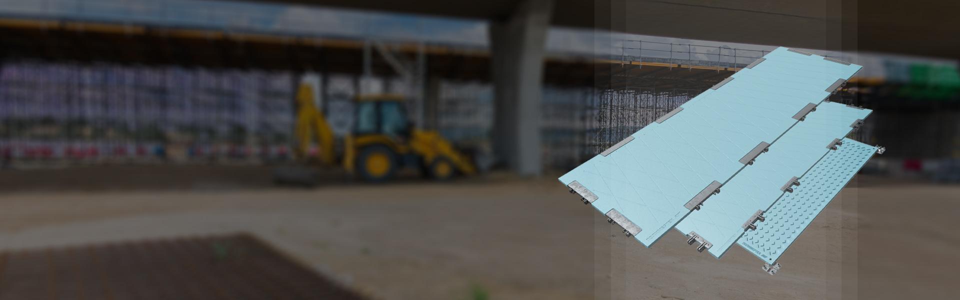 Более 40 типов конструкций для прокладки дорог<br>  в любых условиях