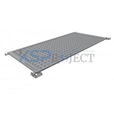 Дорожная плита КДМ-ЭКO 2, размер 3х1,5 м