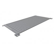 Дорожная плита КДМ-ЭКO 2, размер  2,4х1,2 м