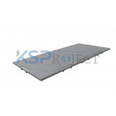 Дорожная плита КДМ-ЭКС 1, размер 4,5х1,5 м