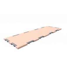 Дорожная плита КДМ-Мобиком 1, 6х2 м