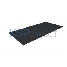 Дорожная плита КДМ-Р, размер 3,2х1х0,025 м