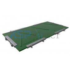 Дорожная плита СРДП-М, размер 2х1 м