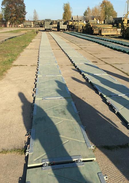 Использование композитных материалов в дорожном строительстве